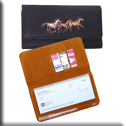 Checkbook Covers ~ Clutches
