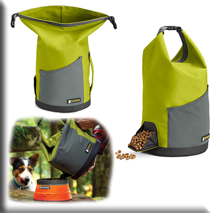Ruffwear Kibble Kaddie Dog Food Carrier