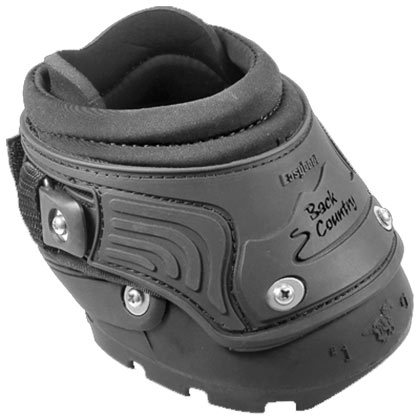 The Easyboot Glove Back Country Horse Boot From Easycare