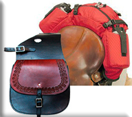 Saddle Bags and Stowaways