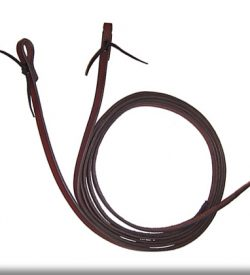 Reins ~ Leather ~ Split