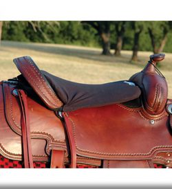 Cashel Western Tush Cushion Long