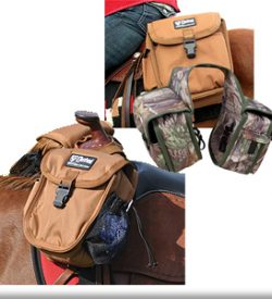 Cashel Horn and Saddle Bags