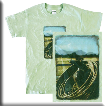 Kelly Rope Saddle T Shirt