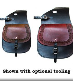 Synergist Custom Saddle Bags