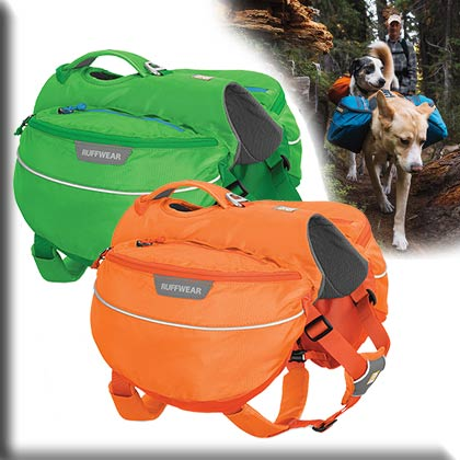 Ruffwear Approach Dog Pack ~ Light and Stable! ~ Synergist Saddles a860f7f3db8b5