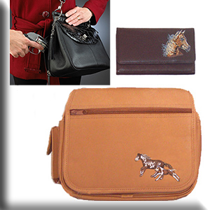 Leather Handbags ~ Accessories
