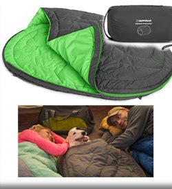 Ruffwear Highlands Sleeping Bag for your dog